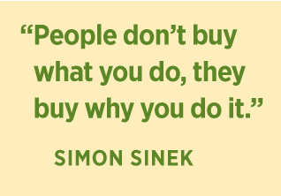 Sinek Quote
