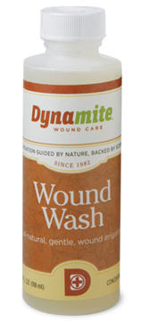 Wound Wash 4 ounce Concentate