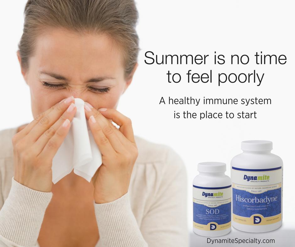Summer Sickness